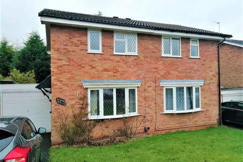 2 bedroom semi-detached house to rent - Kinsham Drive, Solihull B91
