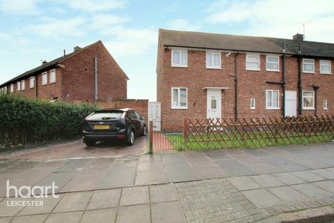 3 bedroom townhouse for sale - Dillon Road, Leicester