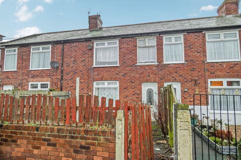 3 bedroom terraced house for sale - Woodhorn Crescent, Newbiggin by the Sea, Newbiggin-by-the-Sea, Northumberland, NE64 6JD
