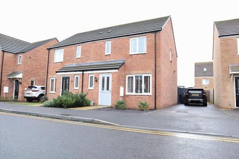 3 bedroom semi-detached house for sale - Apollo Avenue, Cardea, Peterborough, Cambridgeshire. PE2 8LB