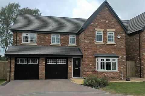 4 bedroom detached house for sale - Plot 66, Fenchurch at D'Urton Heights, D'urton Lane, Broughton PR3