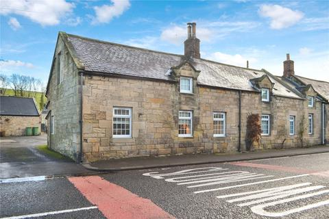 2 bedroom end of terrace house for sale - 7 The Square, Powburn, Alnwick, Northumberland, NE66