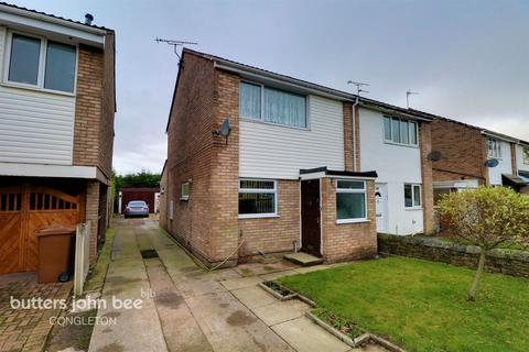 3 bedroom semi-detached house - Hawthorne Close, Congleton