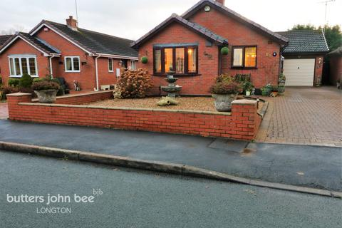 2 bedroom detached bungalow for sale - Blithe View, Stoke-On-Trent
