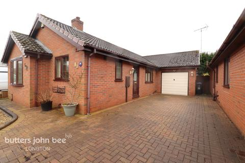 3 bedroom detached bungalow for sale - Blithe View, Stoke-On-Trent