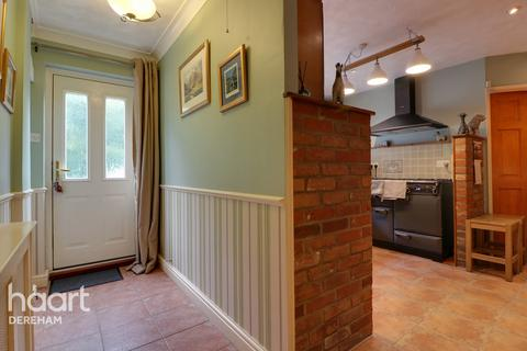 3 bedroom end of terrace house for sale - Dereham Road, Dereham