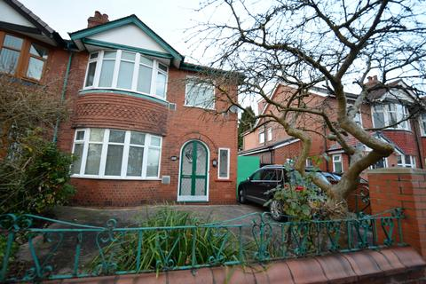3 bedroom semi-detached house for sale - Kings Rd, Stretford, M32