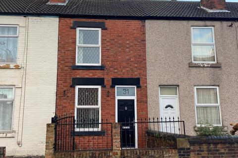 2 bedroom terraced house for sale - Devonshire Road North, New Whittington, Chesterfield, S43 2BL