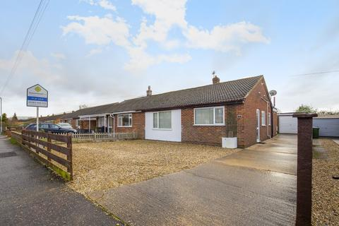 3 bedroom semi-detached bungalow for sale - Boyd Avenue, Toftwood