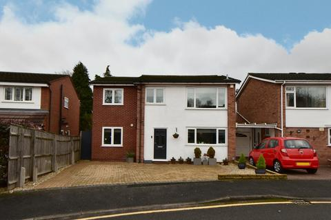 4 bedroom detached house - Dovecote Close, Solihull