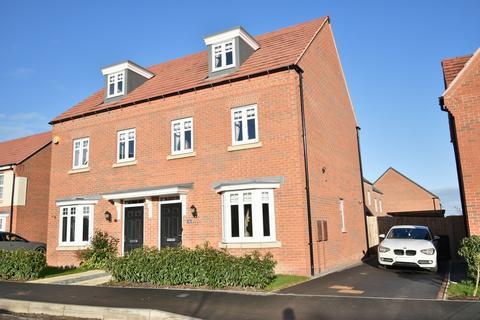 3 bedroom semi-detached house for sale - King Lane, Burton-on-Trent