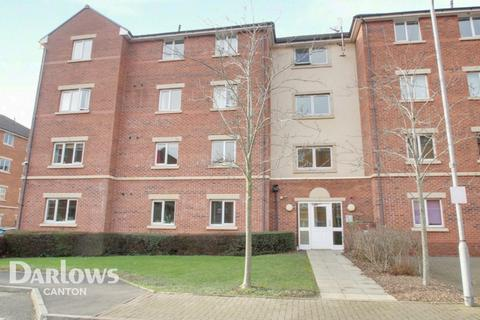 2 bedroom flat for sale - Clos Dewi Sant, Cardiff