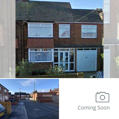 4 bedroom semi-detached house to rent - LET ME....4 Bed Semi-Detached House. 41 St Jude Road, Bridlington YO16 7LD