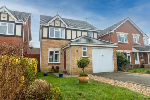 3 bedroom detached house for sale - Radleigh Gardens, Totton, Southampton, SO40