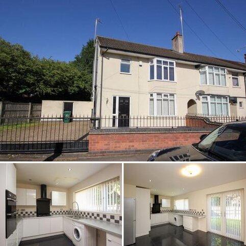 3 bedroom house to rent - BEAUMONT CRESCENT, COUNDON, CV6 1QD