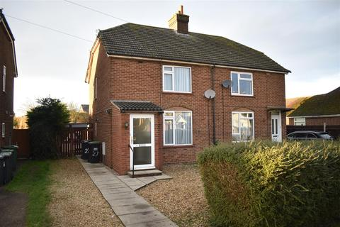 2 bedroom semi-detached house for sale - Mill Road, Cranfield, Bedford