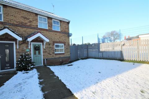 3 bedroom semi-detached house - Thornhill Close, Shildon