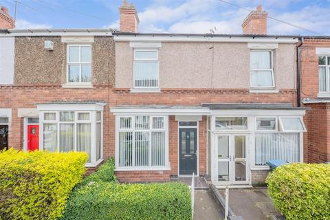 2 bedroom terraced house to rent - Beaconsfield Road, Stoke