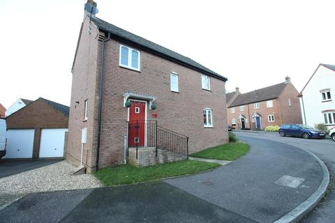 3 bedroom semi-detached house for sale - Kestrel Close, Tiverton