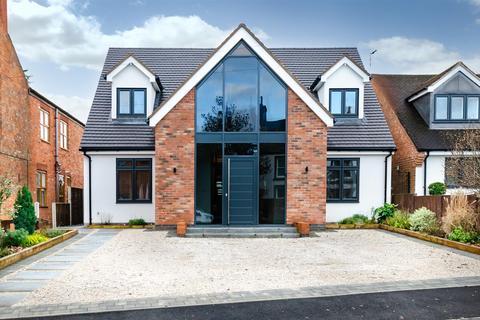4 bedroom detached house for sale - Lutterworth Road, Burbage, Hinckley