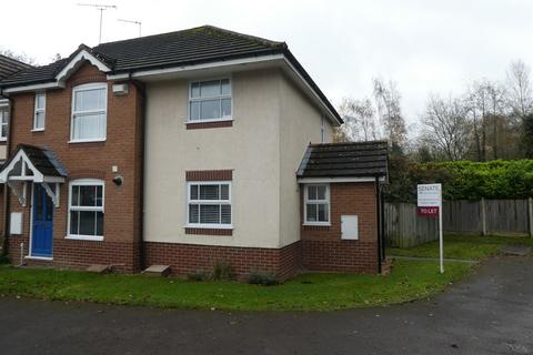 1 bedroom end of terrace house to rent - Kingsland Drive, Dorridge, Solihull, B93 8SP