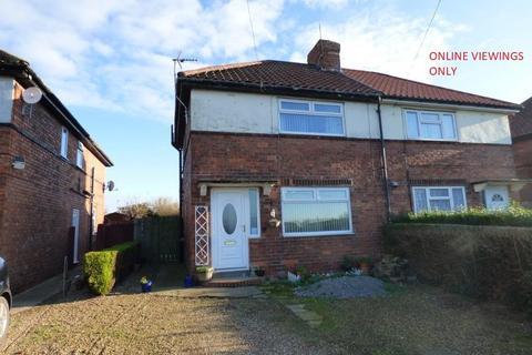 2 bedroom semi-detached house for sale - Holderness Cottages, Flinton
