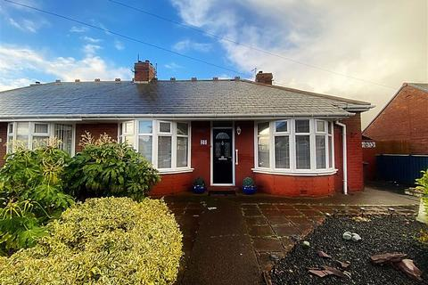 2 bedroom semi-detached bungalow for sale - Henderson Road, High Farm, Wallsend, NE28