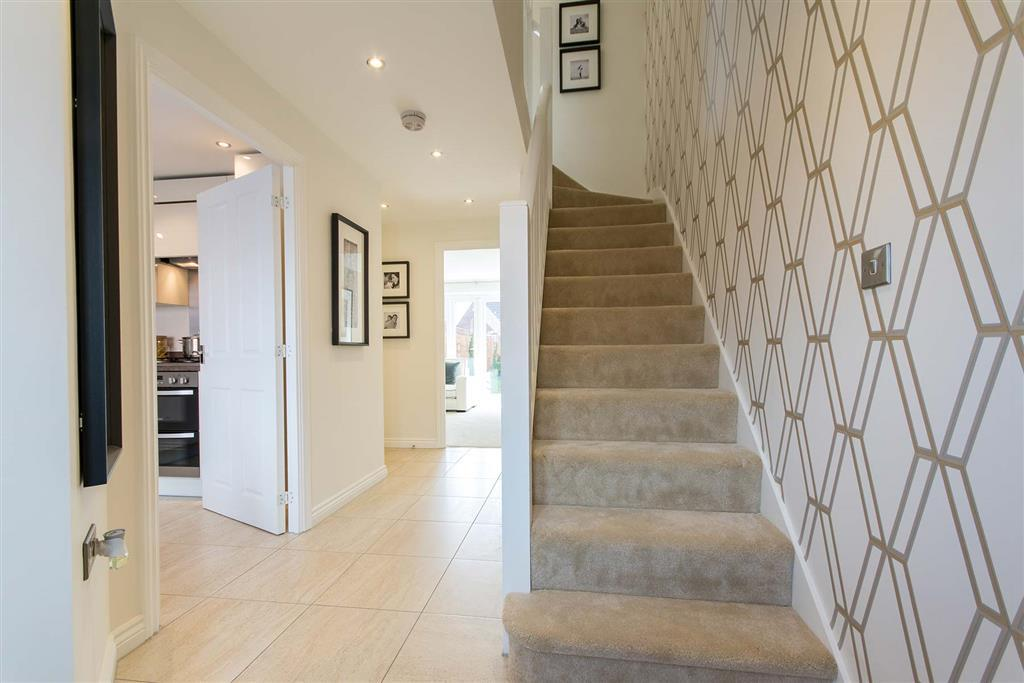 Typical Taylor Wimpey Interior of a Crofton G