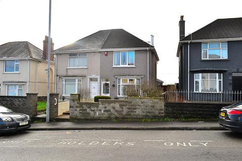 3 bedroom semi-detached house for sale - Tycoch Road, Sketty, Swansea