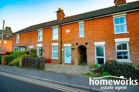 2 bedroom terraced house for sale - Neatherd Road, Dereham, Norfolk, NR19 2AE