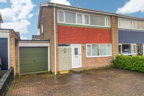 3 bedroom semi-detached house - Hareside, Cramlington, Northumberland, NE23 6BH