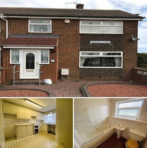 3 bedroom end of terrace house to rent - Nidderdale Avenue, Hetton-le-hole, Houghton Le Spring, Tyne & Wear, DH5