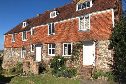 2 bedroom terraced house to rent - The Five Houses, School Hill