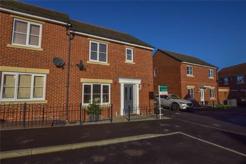 3 bedroom semi-detached house - Leach Grove, Darlington, DL3