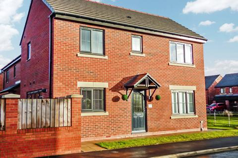 3 bedroom detached house for sale - Bertram Court, Felton, Morpeth, Northumberland, NE65 9DW