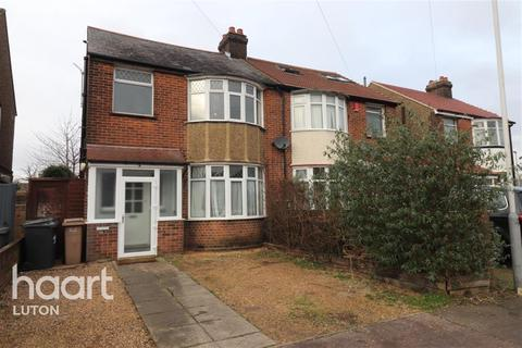 3 bedroom semi-detached house to rent - Turners Road North, Stopsley