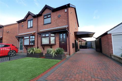 2 bedroom semi-detached house for sale - Garbutt Close, Preston, Hull, East Yorkshire, HU12
