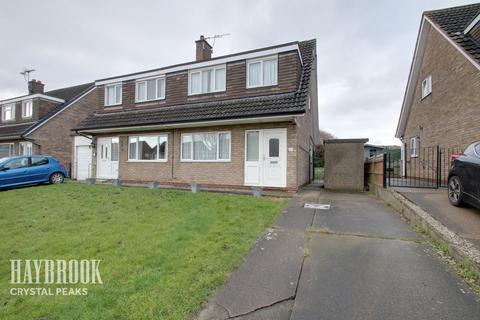3 bedroom semi-detached house for sale - Medlock Crescent, Sheffield