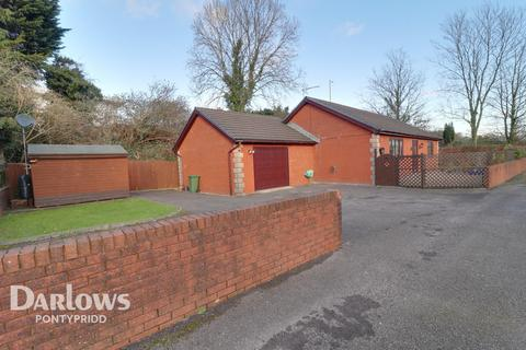 2 bedroom bungalow for sale - Weston Court, Pontypridd