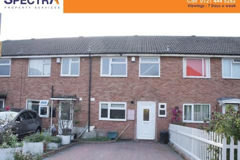 3 bedroom terraced house to rent - Falkland Croft, Stirchley, Birmingham B30 2QN