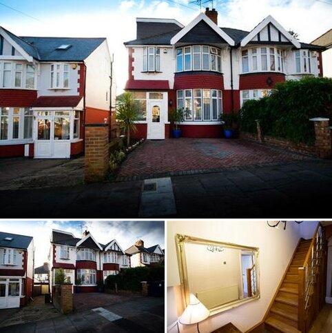 5 bedroom semi-detached house for sale - Lyndhurst Avenue, London, Greater London