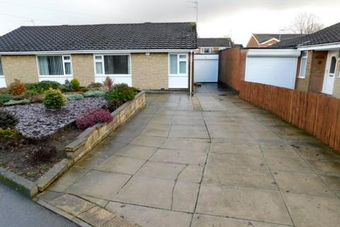 2 bedroom semi-detached bungalow for sale - CANTERBURY ROAD, NEWTON HALL, DURHAM CITY