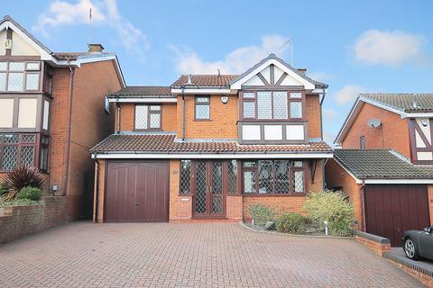 4 bedroom detached house - Falcon, Wilnecote, Tamworth, B77 5DN