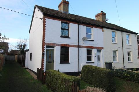 2 bedroom end of terrace house for sale - High Street, Wrestlingworth