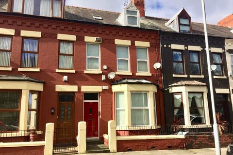 5 bedroom terraced house for sale - Flast 1,2 & 3, 43 Worcester Road, Bootle