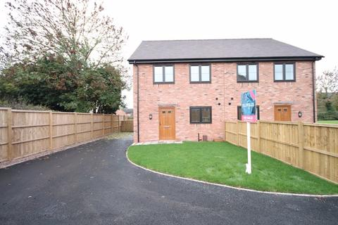 2 bedroom semi-detached house for sale - The Mynd, Norton In Hales