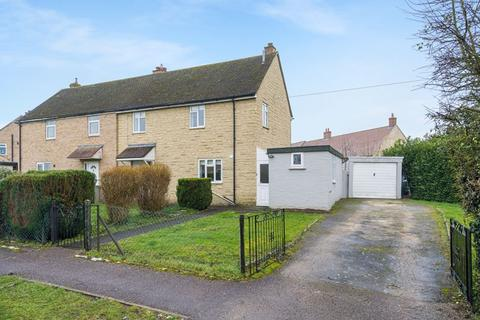 3 bedroom semi-detached house for sale - Church Close, Weston-on-the-Green
