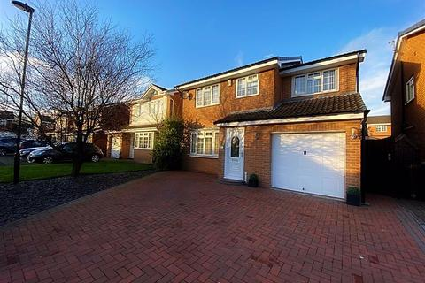 4 bedroom detached house for sale - Green Park, Parklands, Wallsend, NE28