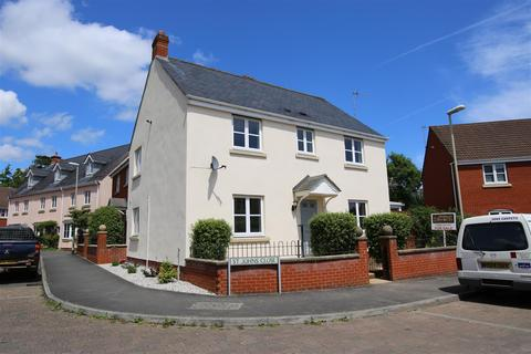 4 bedroom semi-detached house for sale - St. Johns Close, Tiverton
