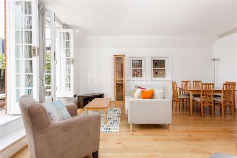3 bedroom flat to rent - Eton Avenue, Belsize Park, London
